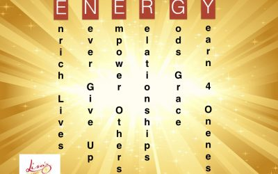ENERGY…is a choice!