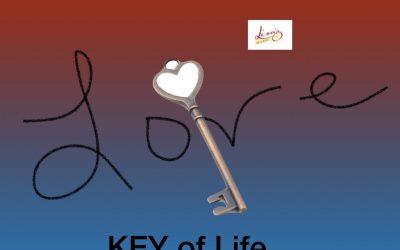KEY of life…