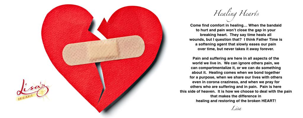 Healing Hearts…