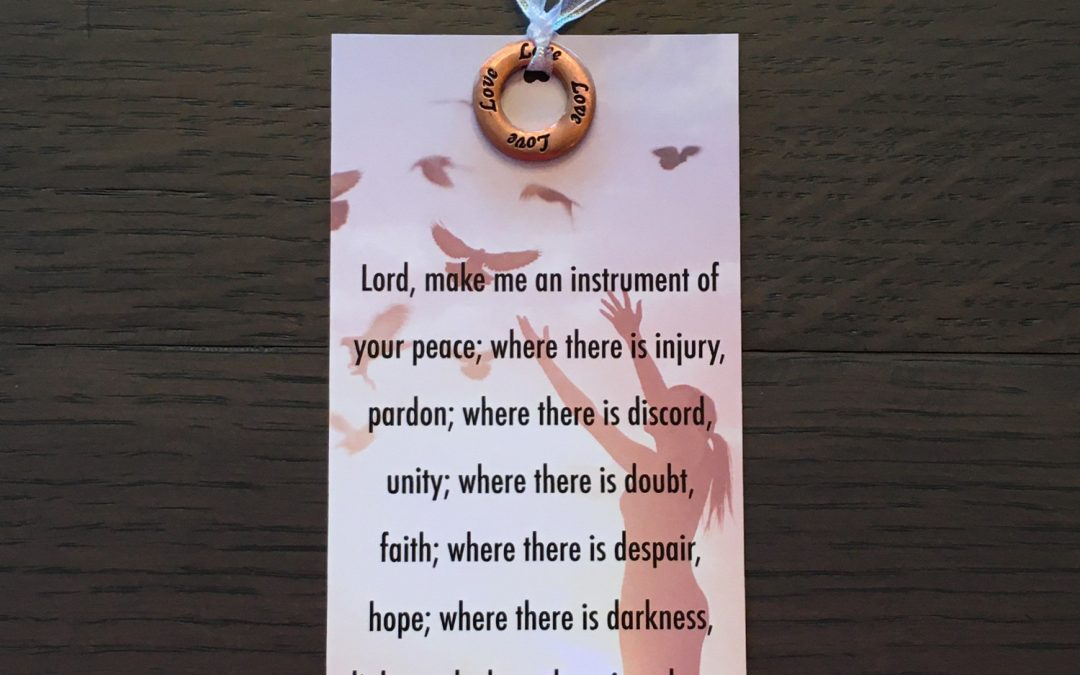 New Prayer Cards ~ Love