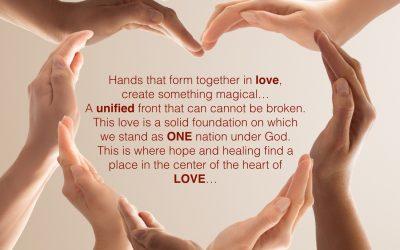 Heart of Love…