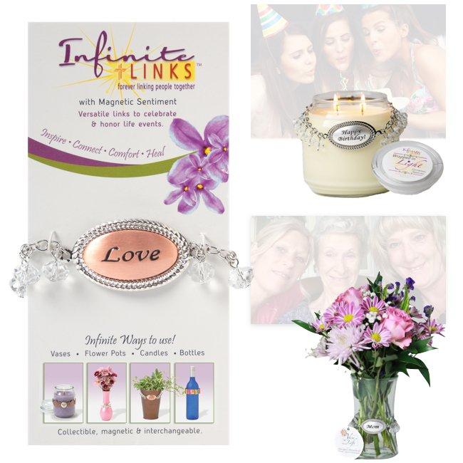 Infinite Links…Celebrate & Honor Life!