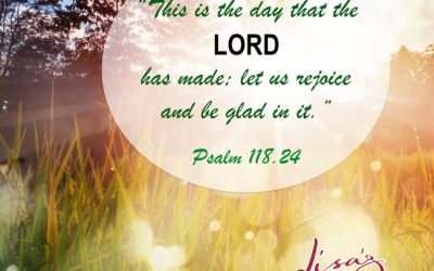 Enjoy and be GLAD…